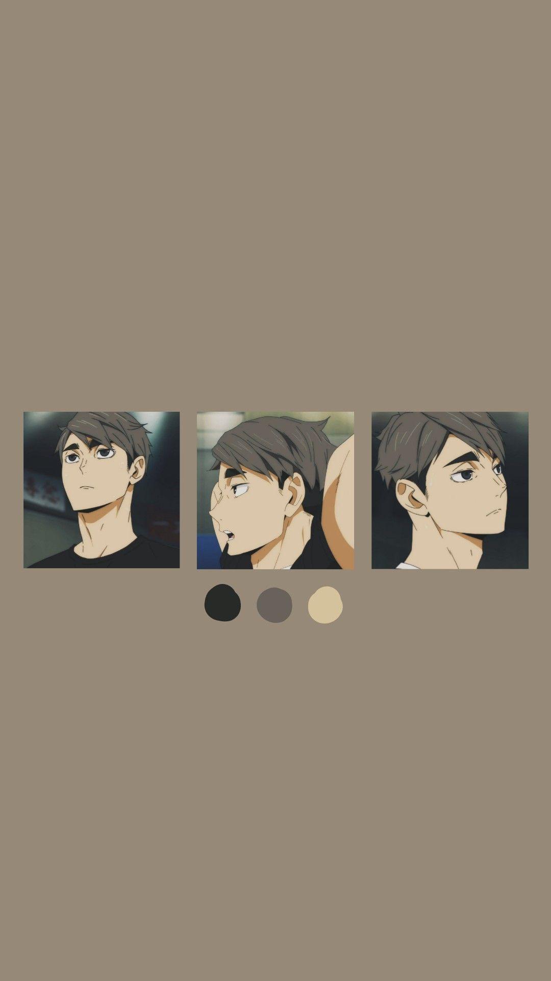 𝓜𝓲𝔂𝓪 𝓞𝓼𝓪𝓶𝓾 Haikyuu Anime Cute Anime Wallpaper Anime Wallpaper