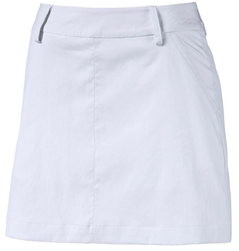 Puma Ladies Pounce Golf Skirt Bright White 10