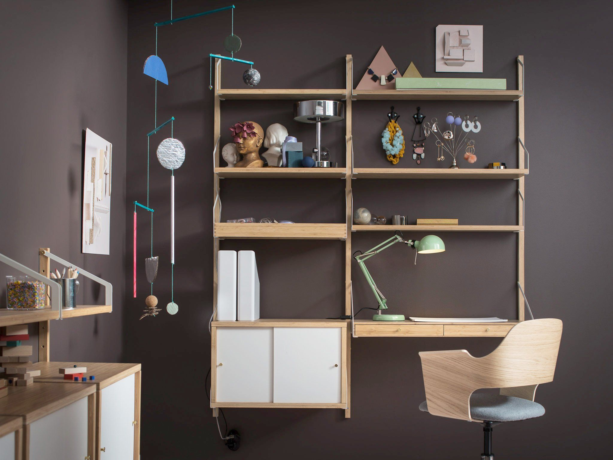 office wall mounted shelving units kids room shelvesmarvelous attractive ikea office shelves home with wall mounted shelving unit in bamboo desk combined units modular metal wire shelf utility