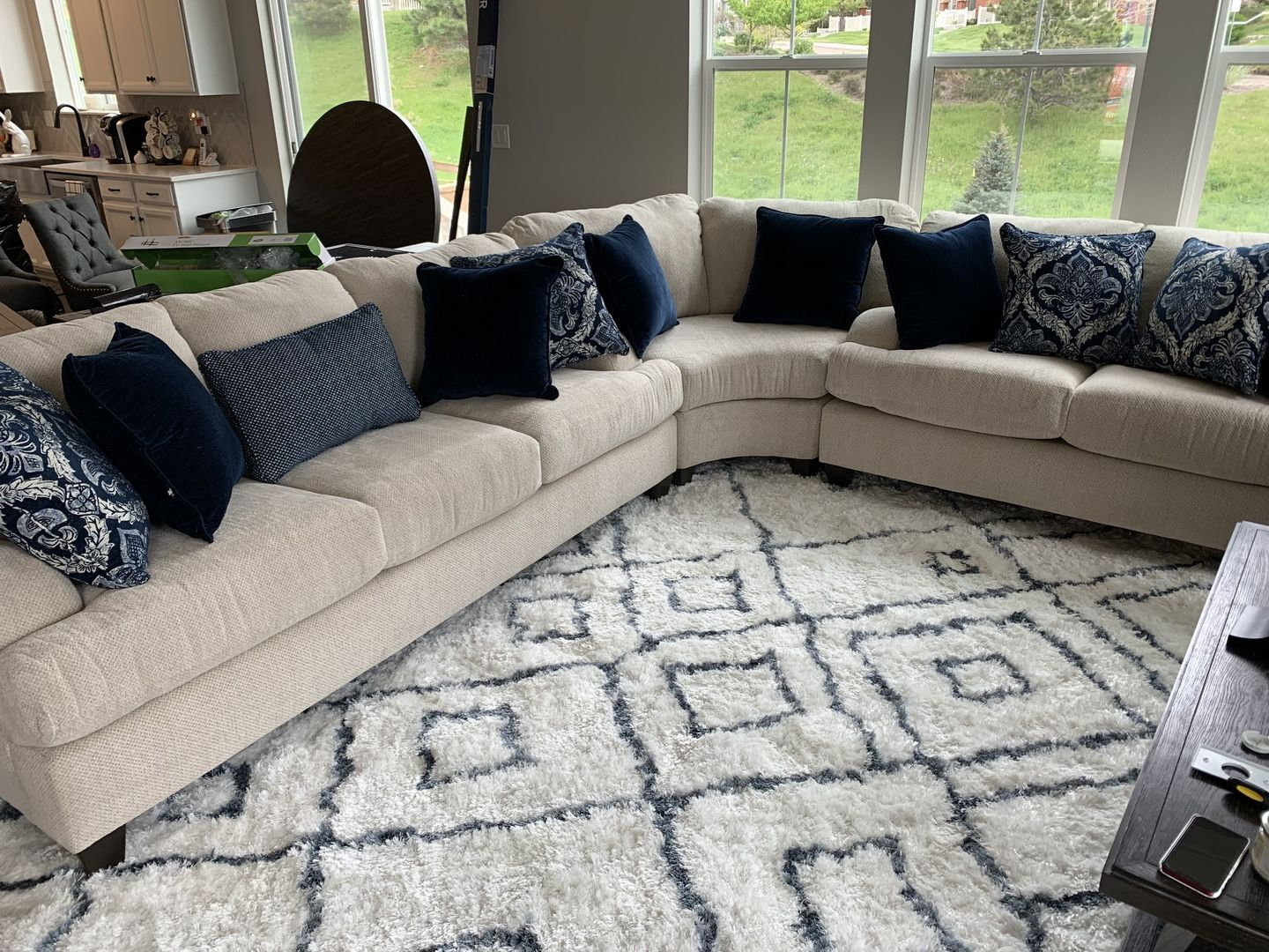 Bovarian Stone 2 Piece Sectional Ashley Furniture Sectional Microfiber Sectional Living Room Ashley Furniture
