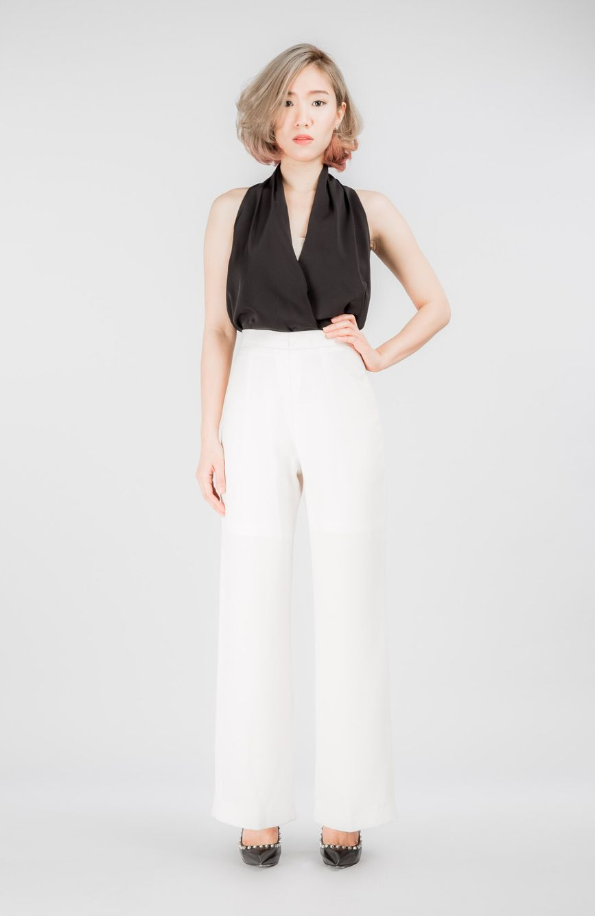 White pants  #solasabrand #pants #trousers #madetoorder
