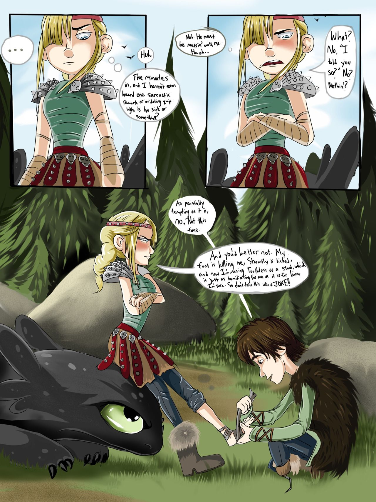 Hiccstridfanart How Train Your Dragon How To Train Dragon How To Train Your Dragon