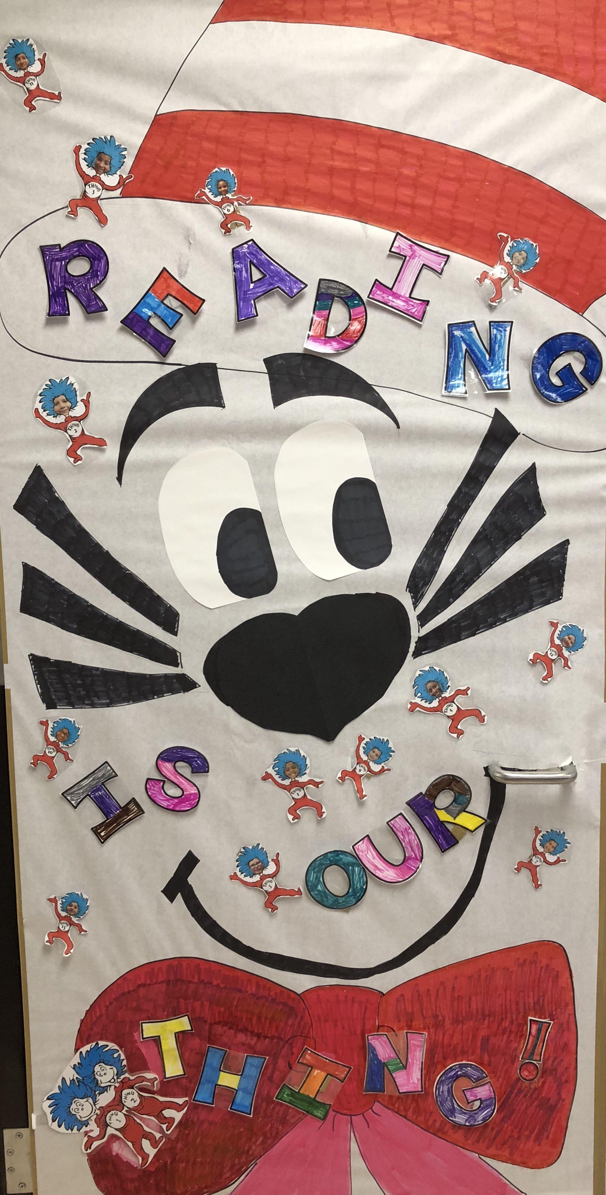 More Dr Seuss Door Decorating Contest Winners Door Decorating