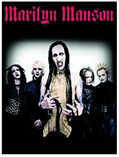 13 Vintage Marilyn Manson Holywood Fabric Poster Www Vintagemmshop Com Marilyn Manson Fabric Poster Poster Prints
