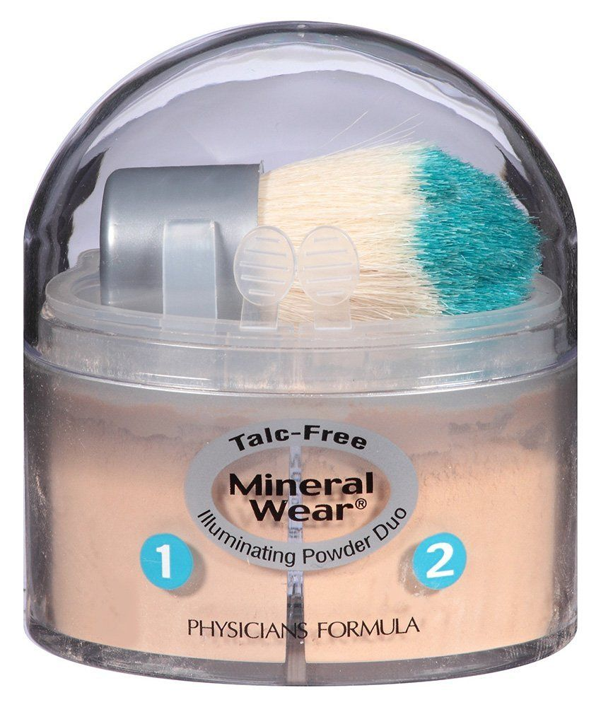 Physicians Formula Mineral Wear Talc Free Mineral Loose