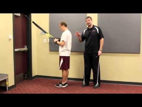 TRX Training: Inverted Row
