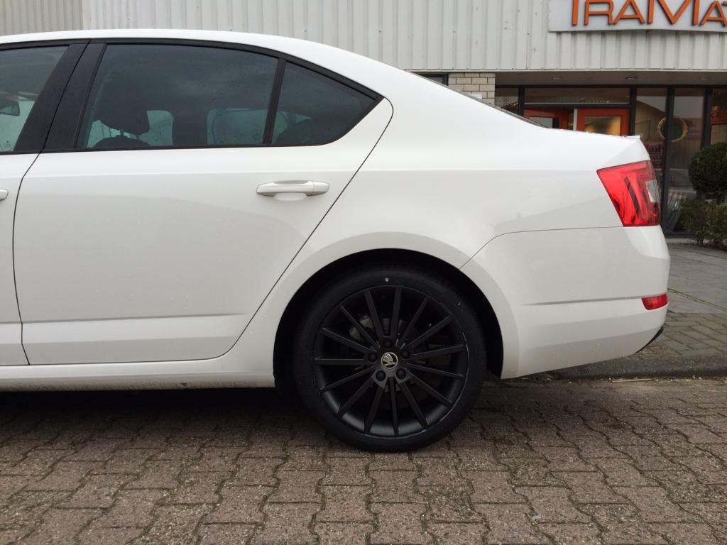skoda octavia a7 wheels