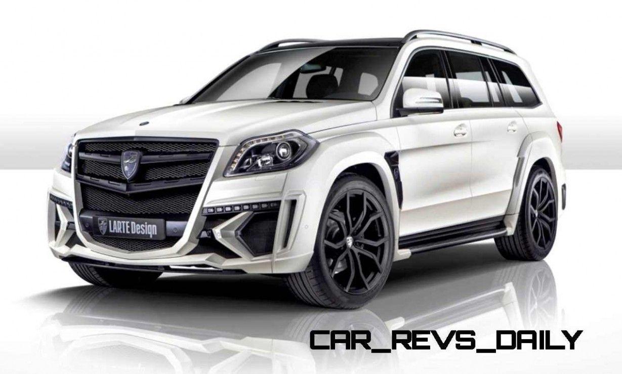 2021 Mercedes Gl Class Concept