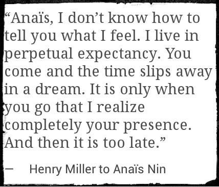 Pin By Sandy Sessions On Bleeding Ink Anais Nin Quotes