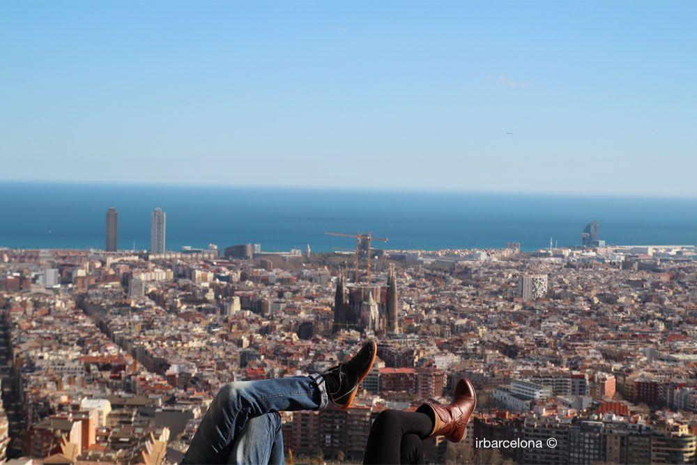 Mirador Del Turó De La Rovira Junto A Los Bunkers Del Carmel En Barcelona Podemos Encontrar Diferentes Miradores Uno De L Barcelona Miradores Cataluña España