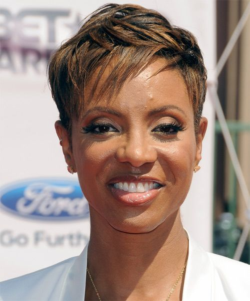 MC Lyte Hairstyle 15 | New Hairstyles | Pinterest | Mc lyte ...