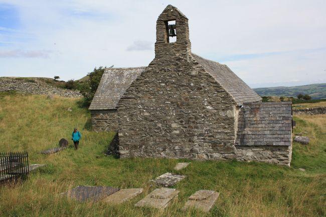 Llangelynin church Photo Wellhopper