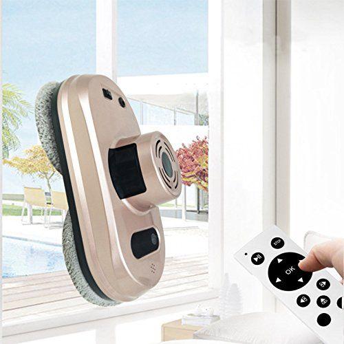 Denshine Window Cleaning Robot, Anti-Falling Smart Window