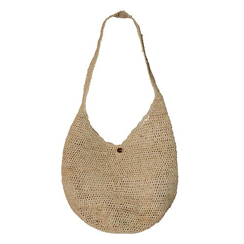 Raffia sling bag - perfect for a summer at the beach