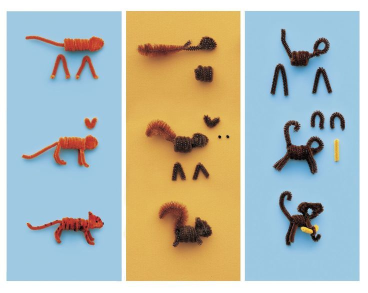 Pipe Cleaner Pals Fun And Easy Kids Crafts For All Ages
