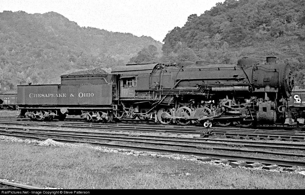 steam locomotive diagrams of the chesapeake ohio railroad railpictures net photo co 142 chesapeake ohio c o steam 0 10 0 at creek west