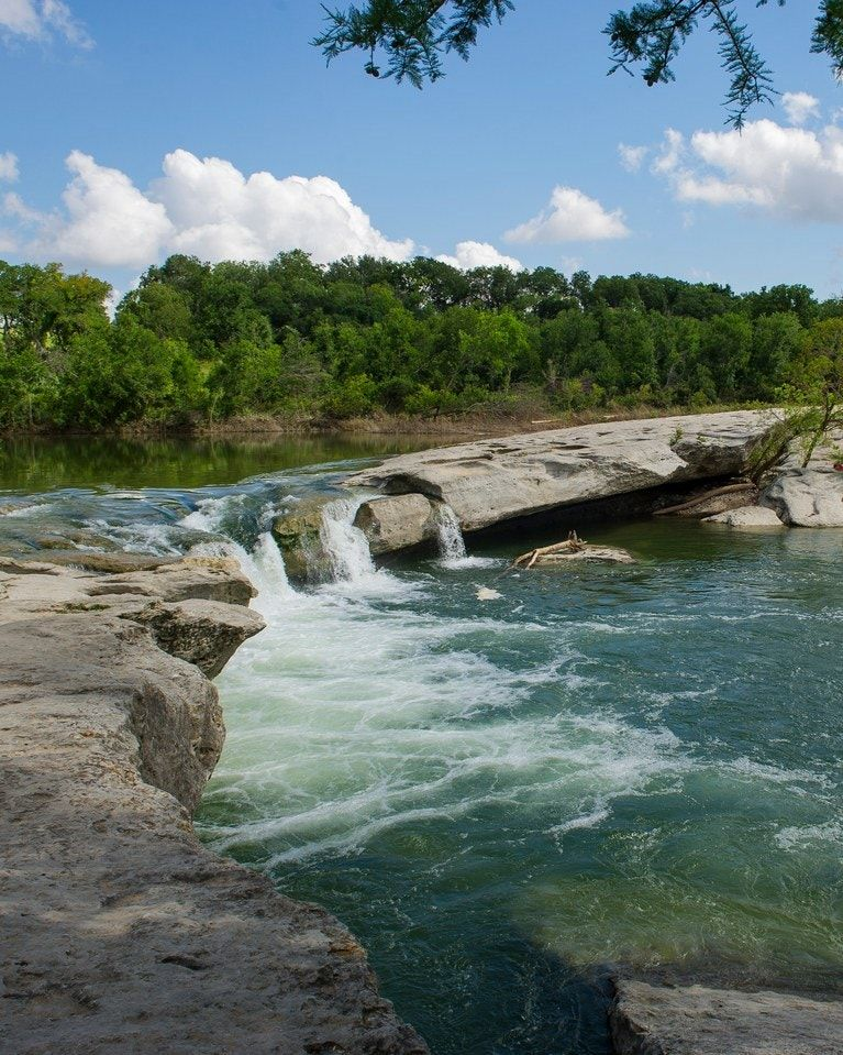 McKinney Falls State Park, Austin, Texas, United States ...
