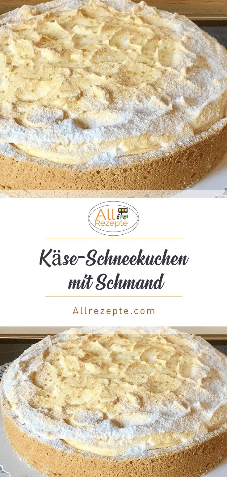 Photo of Käse-Schneekuchen mit saurer Sahne – alle Rezepte