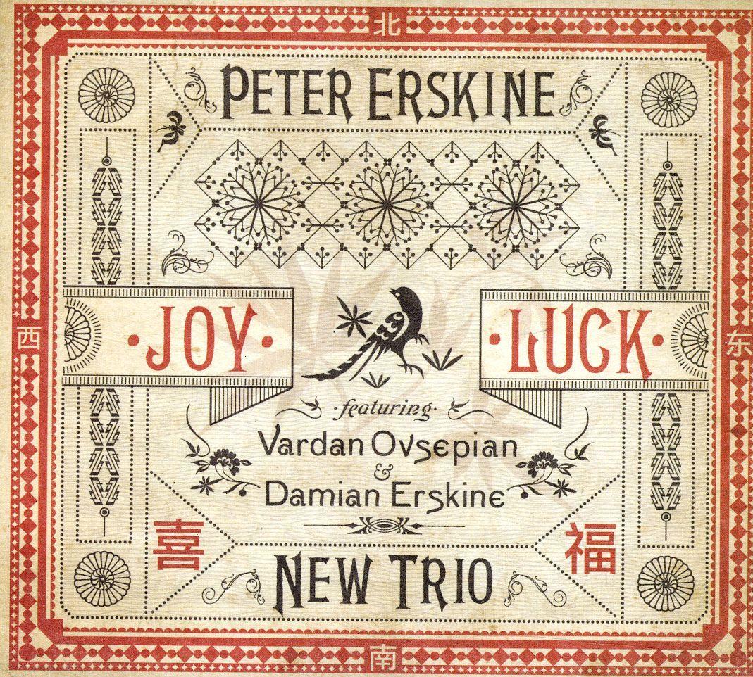 Peter New Trio Erskine - Joy Luck, Blue