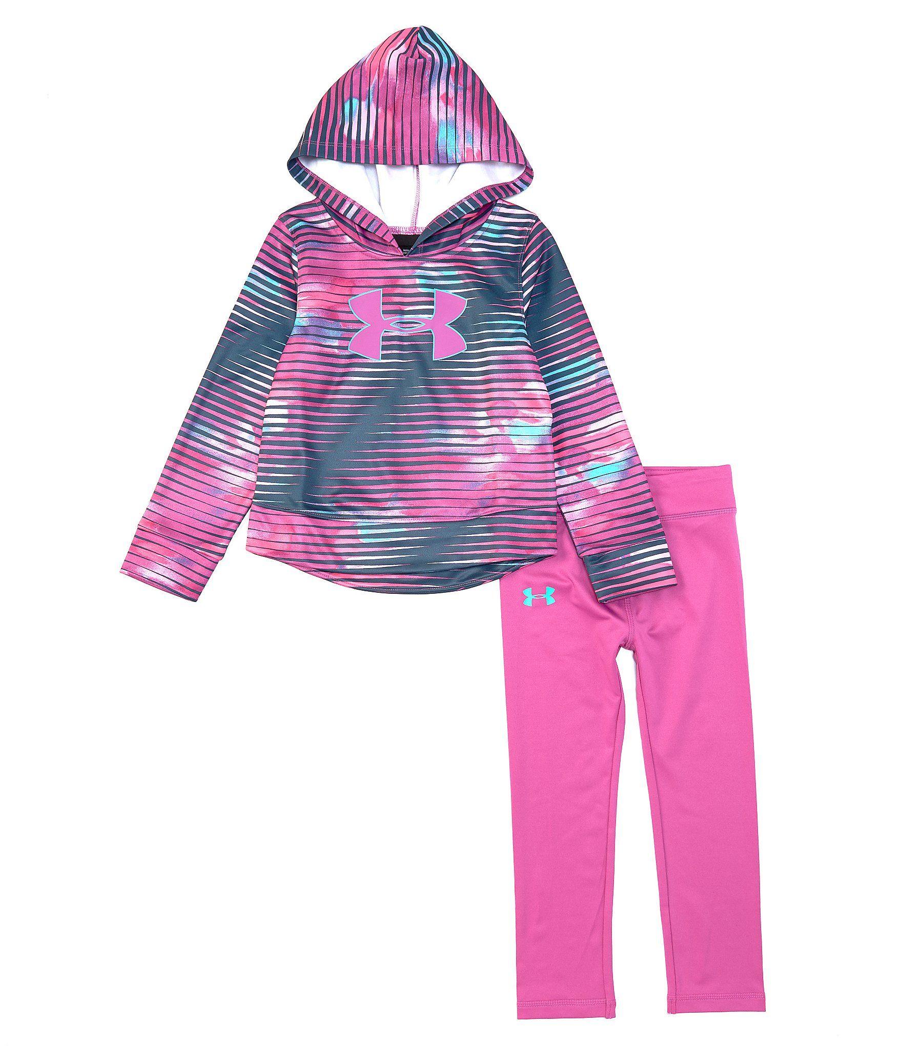little girls under armour hoodie