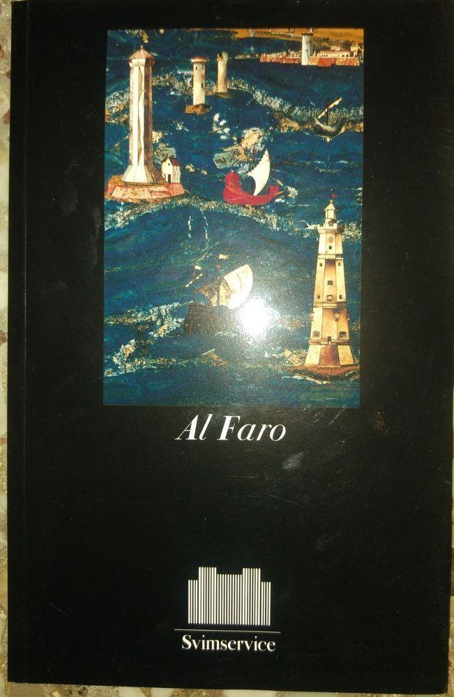 AL FARO di Domenico De Masi 1997 FMR Franco Maria Ricci Svimservice