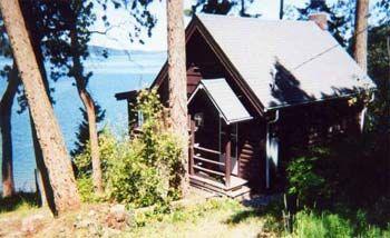 Beverly Beach Waterfront Cabin Cabin Details Waterfront Cabins Beach Cabin Cabin