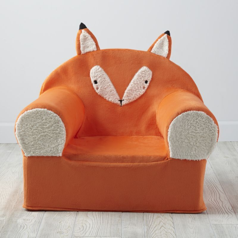 Terrific Large Fox Nod Chair Cozy Chair Kids Furniture Chair Pabps2019 Chair Design Images Pabps2019Com