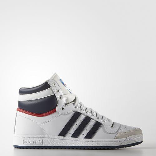 Top Ten Hi Shoes White Mens | Sneakers fashion, Adidas, Sneakers