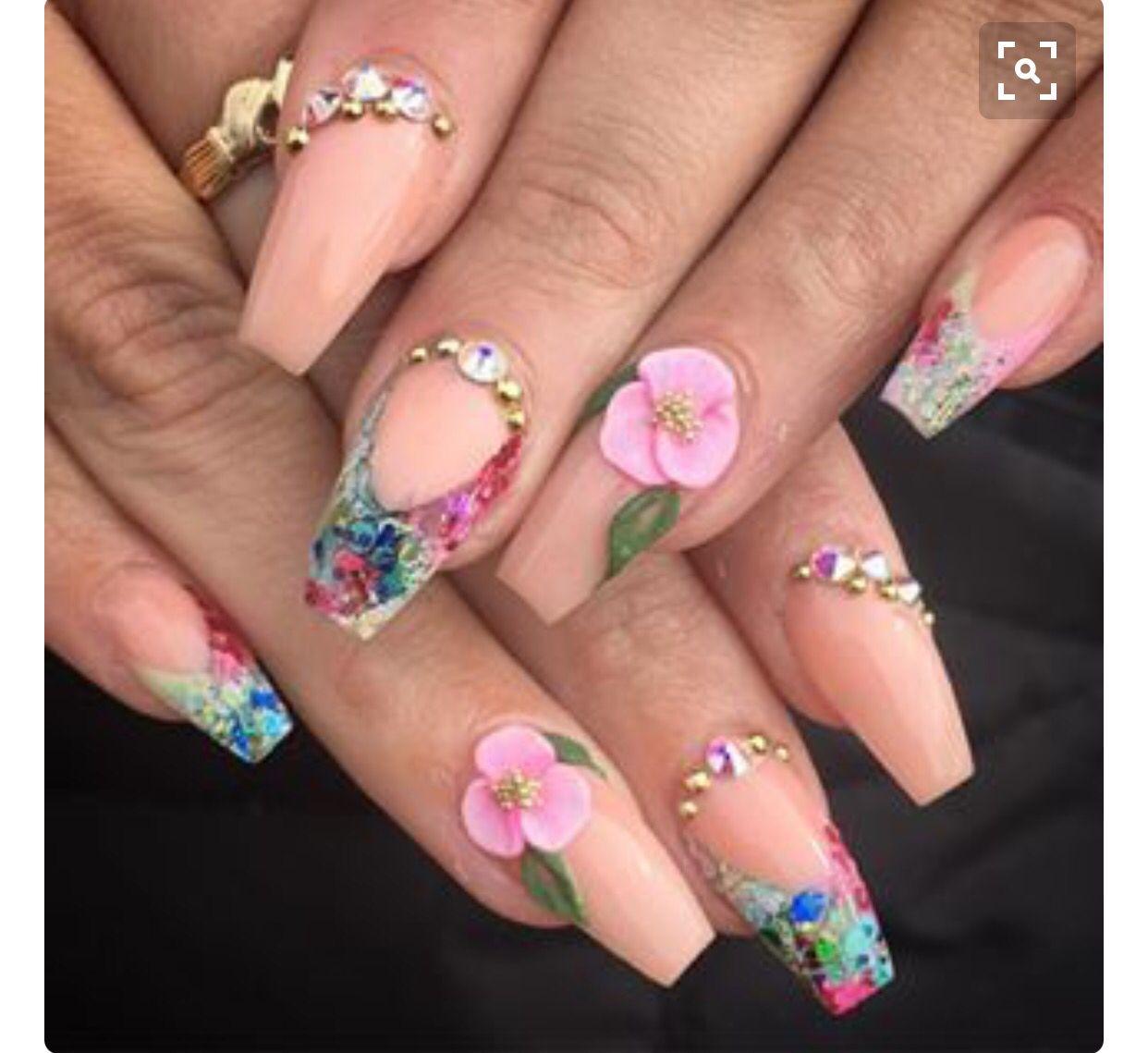 Pin by Elizabeth Gunnels on Fabulous Nails | Pinterest | Fabulous ...