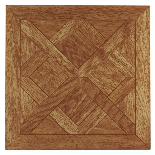 Achim Home Furnishings Ftvwd20120 Nexus 12 Inch Vinyl Tile Wood Classic Parquet Oak 20 Pack Achim Hom Avec Images Revetement De Sol En Vinyle Carreaux De Vinyle Plancher