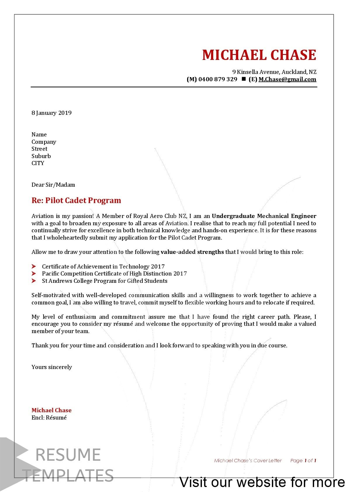 Resume Templates 2020 Free Download