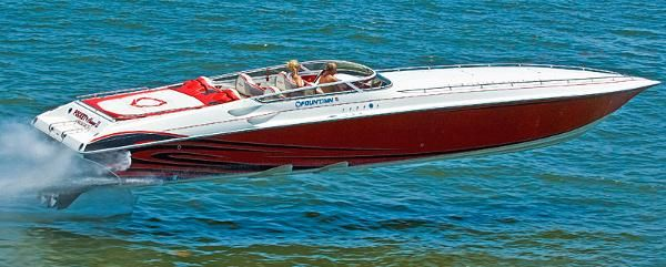 Fountain Boats For Sale >> Fountain 47 Lightning Boats For Sale Boating Boat Offshore