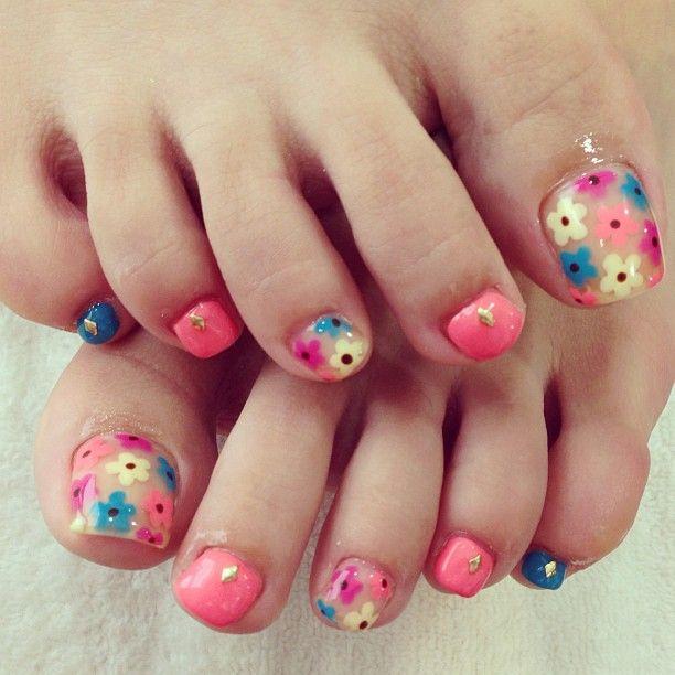 Nail Art Dan Extension Kuku: Instagram Photo By Quieyelashnail #nail #nails #nailart