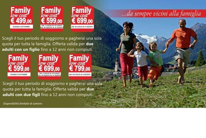 ...da sempre vicino alla famiglia!  Sfoglia il catalogo su http://www.atlantideviaggi.com/montagna.htm