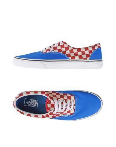 VANS Men's Low-tops & sneakers Bright blue 11.5 US