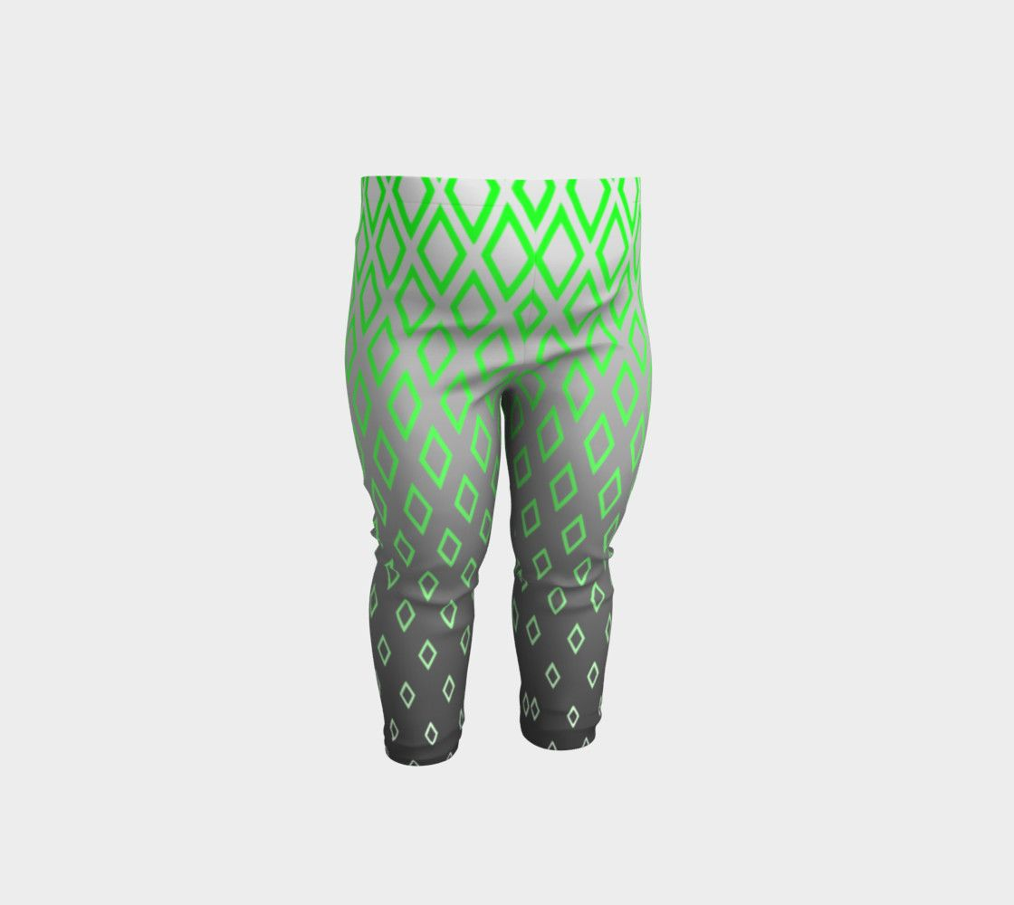 "Baby+Leggings+""Umsted+Design+Gradient+Diamond""+by+Umsted+Design"