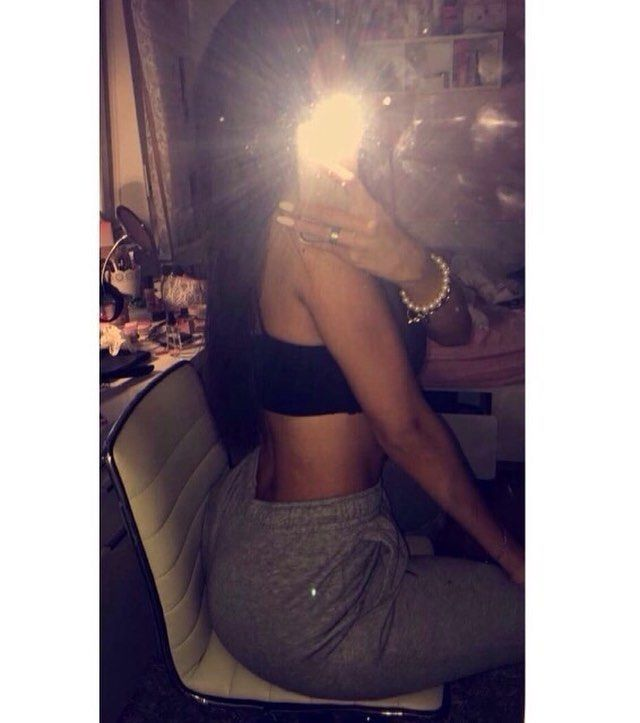 Girl Ass Snapchat