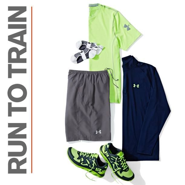 mensaje Máquina de escribir microscópico  Shop Under Armour Men's Running & Training Gear | Mens workout clothes,  Mens running clothes, Mens outfits