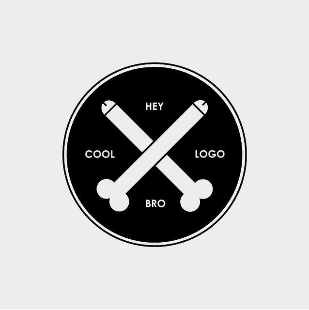 Cool Logo Design   Cool Logo, Bro