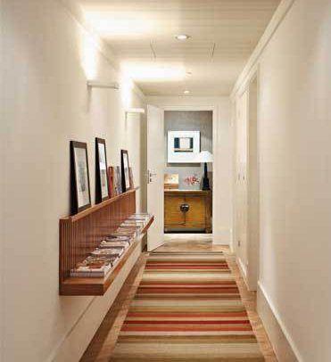 Iluminacion pasillo y recibidor decoraci n zonas de paso - Iluminacion de pasillos ...