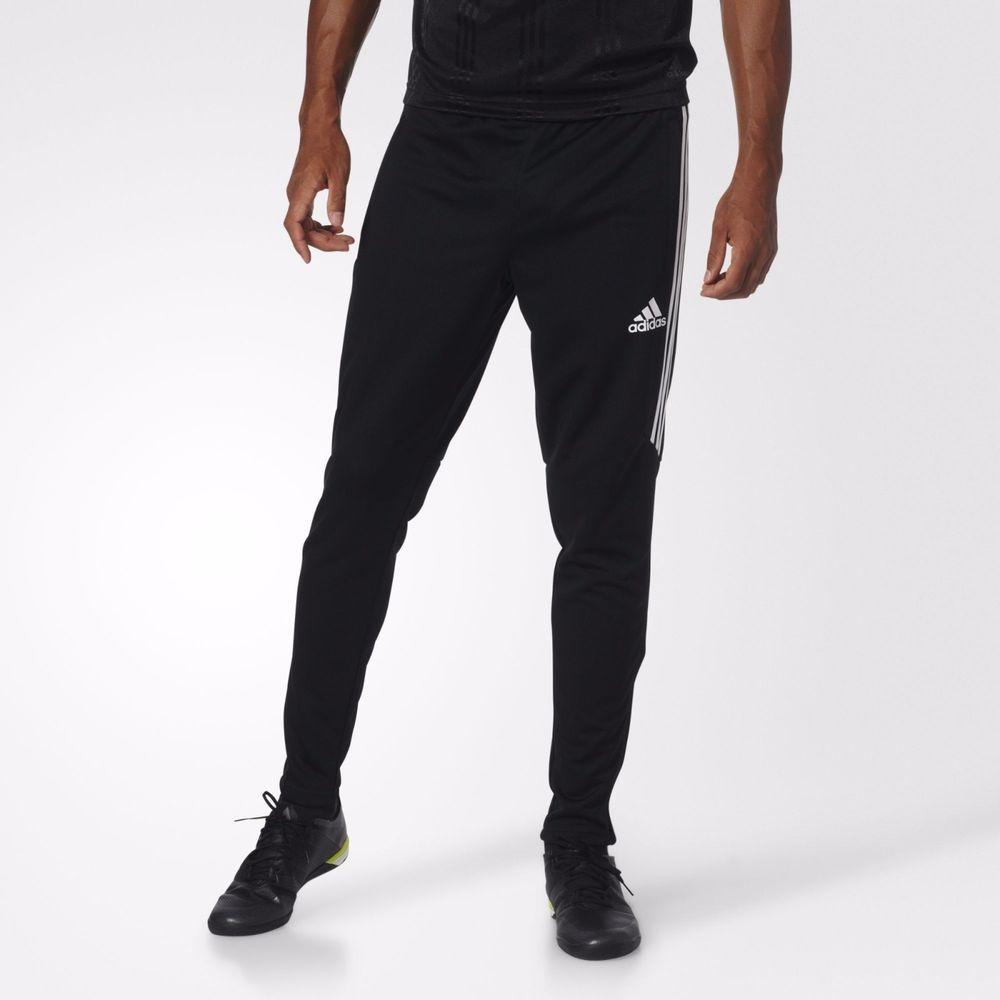 Details about Adidas BlackWhiteWhite Tiro 17 Training Pant