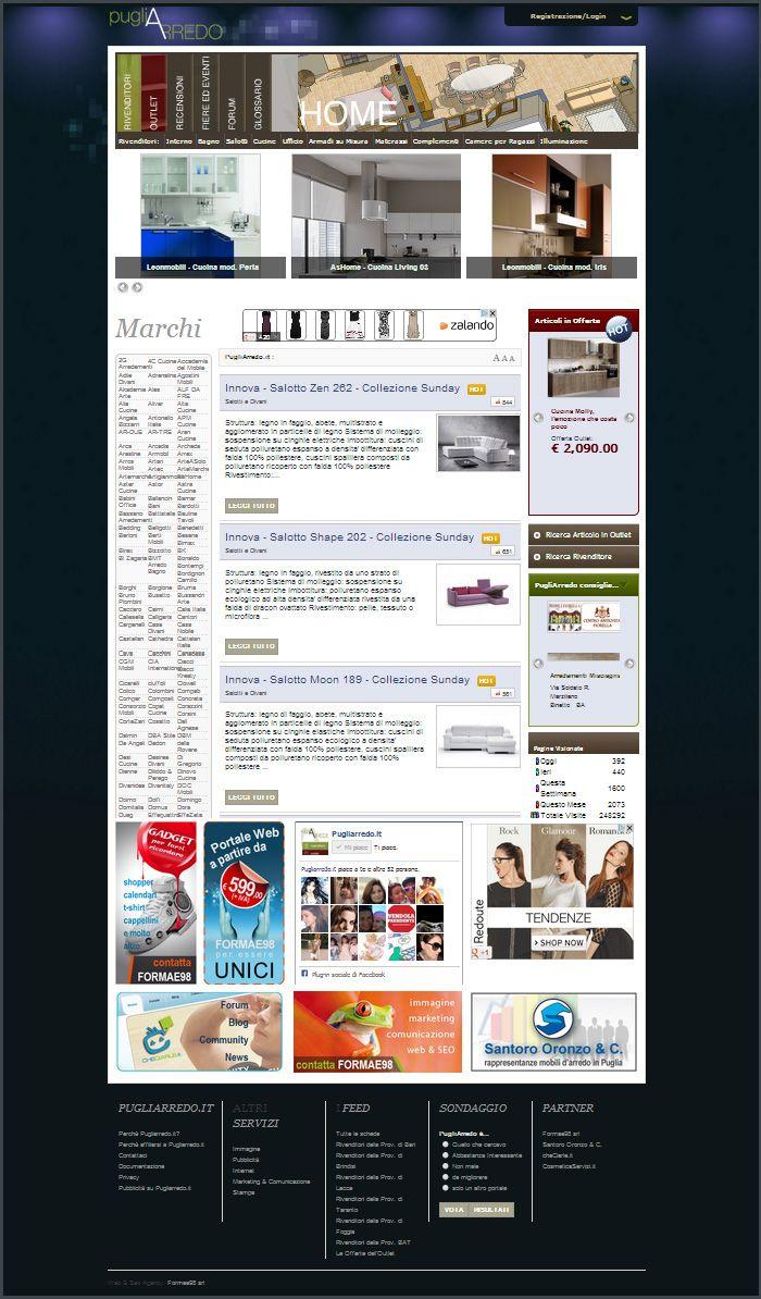 Business Directory di Negozi di Arredamento Pugliesi