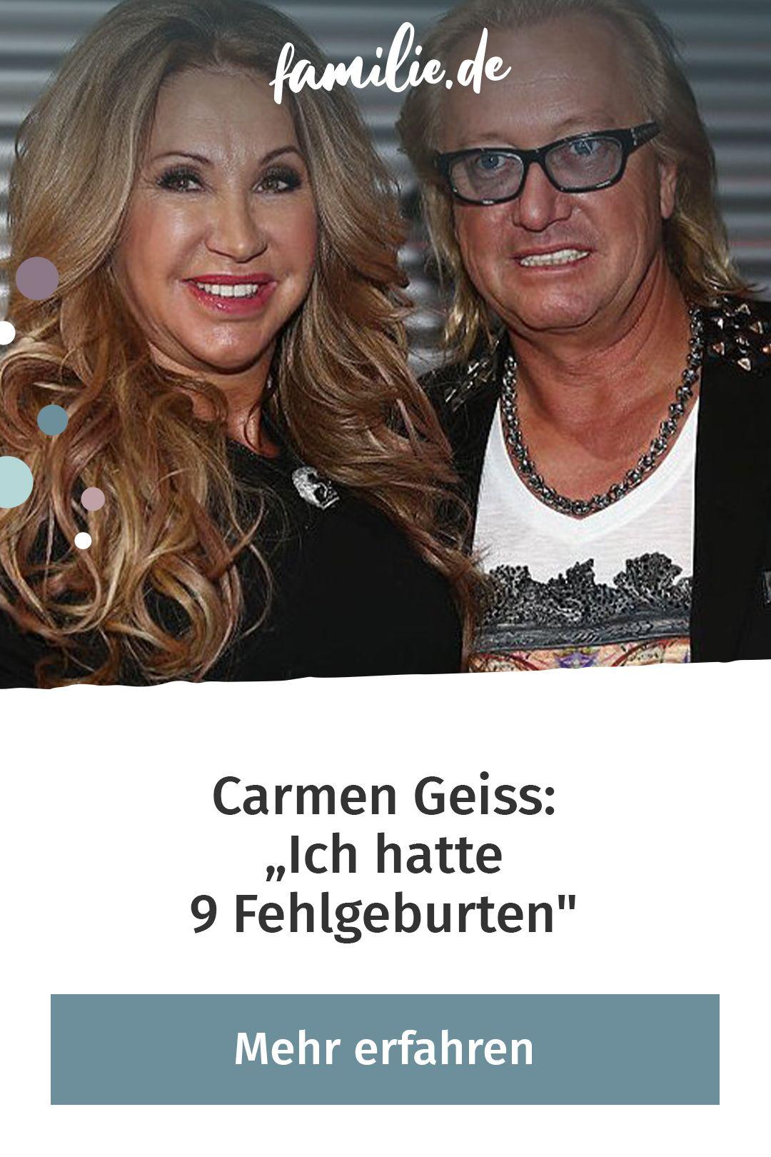 Carmen Geiss Fehlgeburten