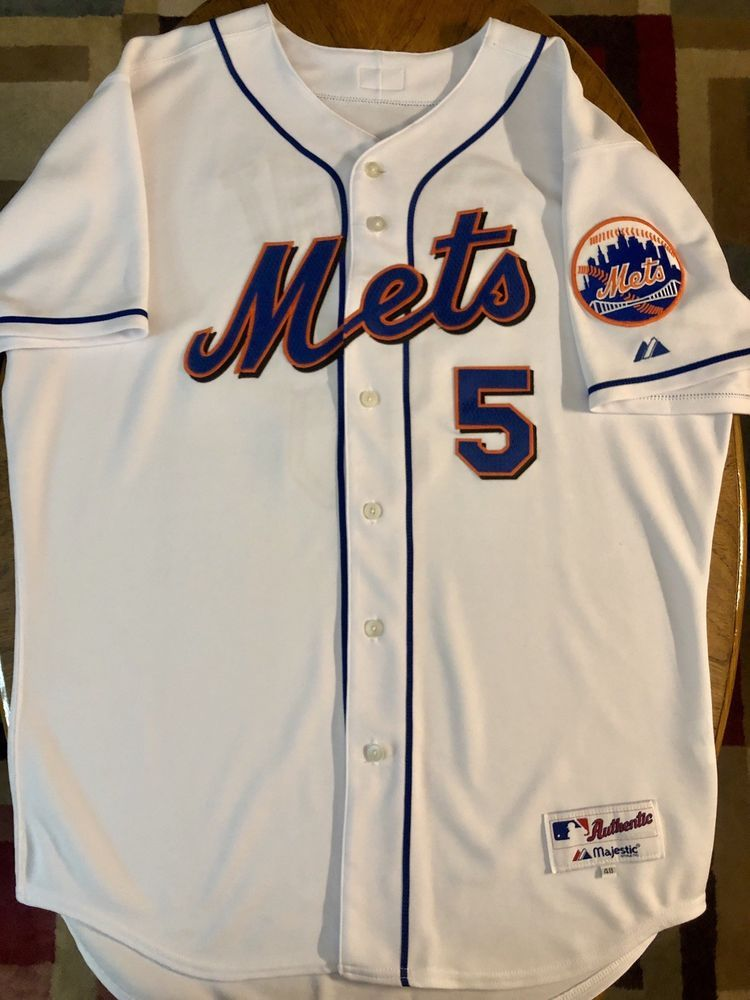 a4f55e7f6 MLB New York Mets Authentic Jersey David Wright Size 48 Majestic NYM  Stitched   99.99 End Date  Friday Dec-21-2018 22 07 20 PST Buy It Now…