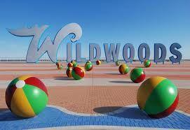Wildwood, N.J  Destination idéale avec de jeunes enfants...pas trop loin, pas trop cher, soleil, mer, plaisir!!