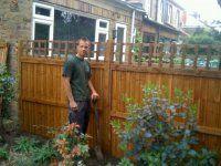 Garden Fencing North London Greenfellas Fencing Installers