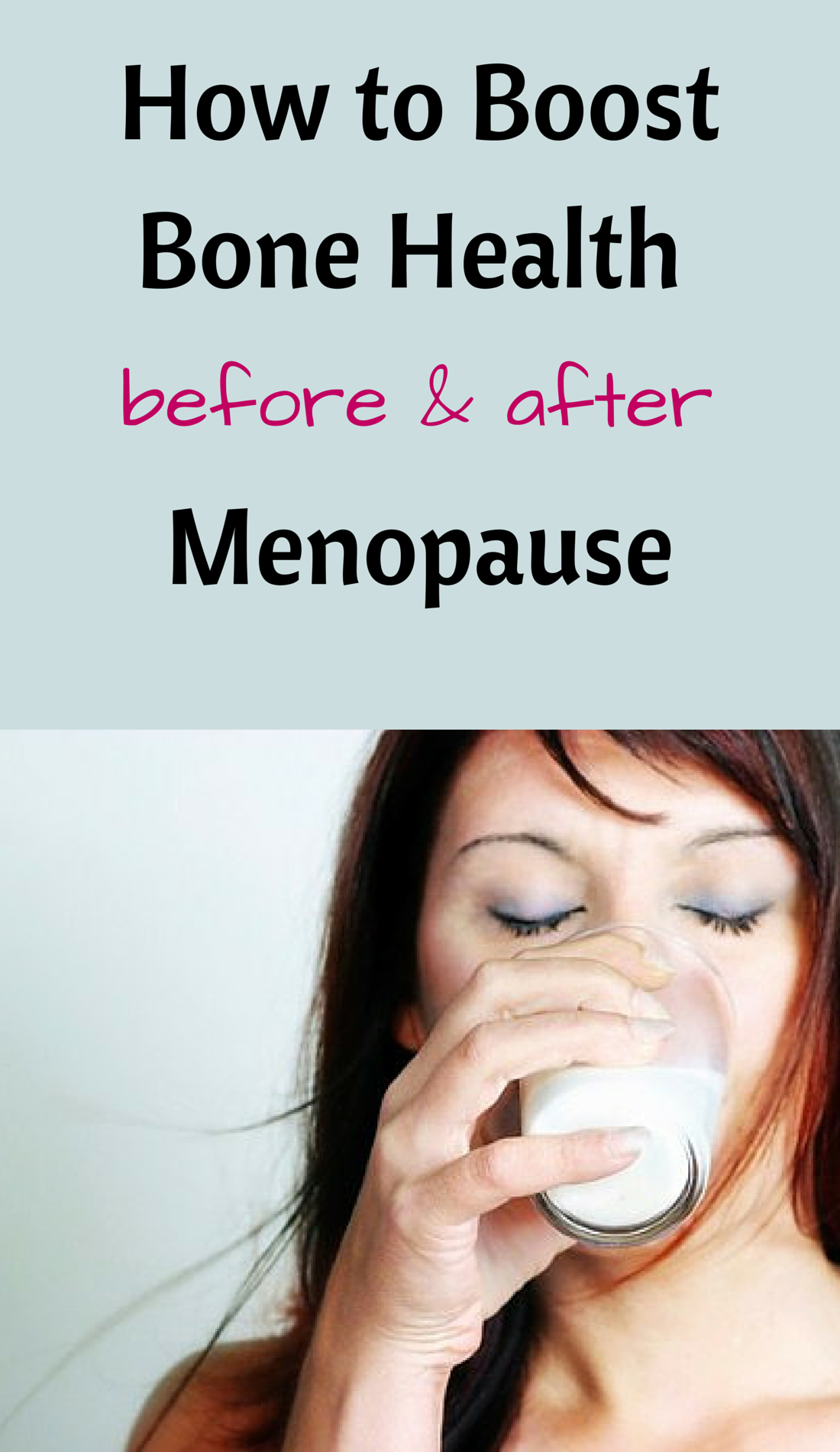 How to Boost Bone Health Before and After Menopause images