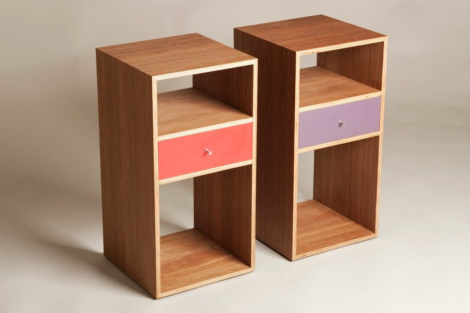 Best Totem Bedside Tables Pair Jpg 960×640 Narrow Bedside Table 400 x 300