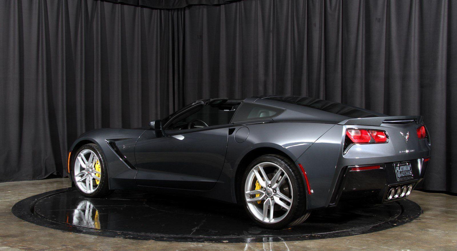 Chevrolet Corvette Stingray With Images Chevrolet Corvette