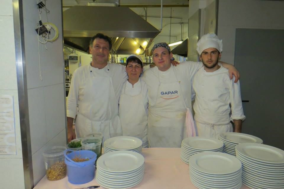 Gianluigi, Cornelia, Vincenzo e Renato #staff #Mimaclubhotel